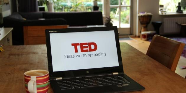 Breinvriendelijk presenteren met TED