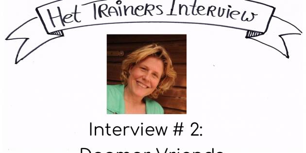Trainersinterview Dagmar Vriends