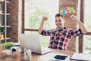 Man wordt blij van breinvriendelijke training